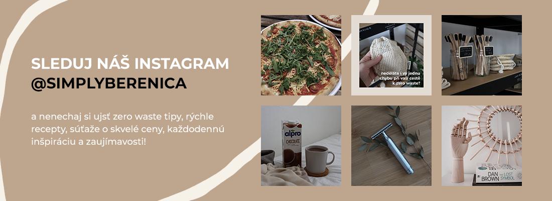 Sleduj nás na Instagrame