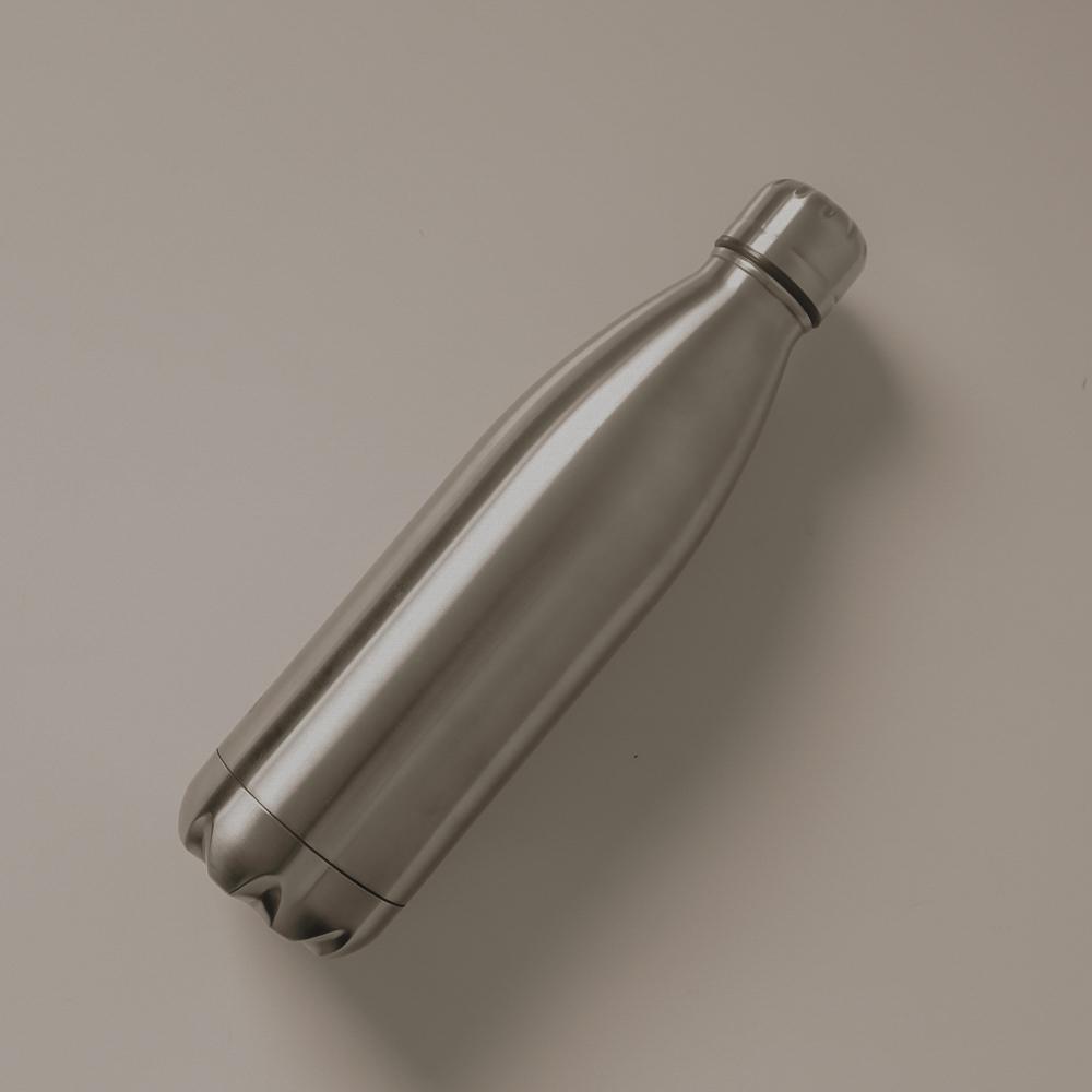 Nerezová fľaša, udržateľná fľaša
